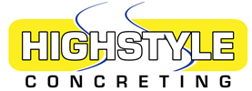 Highstyle Concreting Logo